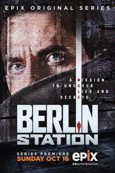 Берлинская резидентура [3 сезон, 1-9 серии из 10] (2018)/ Berlin Station
